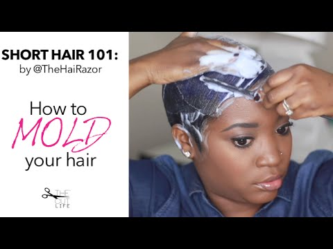 how to wrap your hair style how to mold your hair tutorial 101 7199