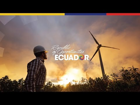 Invierte en Ecuador - Invest in Ecuador - #RepublicOfOpportunities