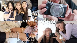 A very eventful day in my life  + unboxing my new vlogging camera!