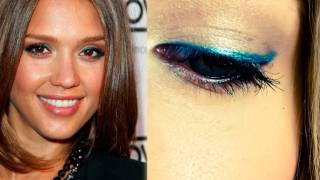 Fall Beauty Trend: Teal Eyeliner