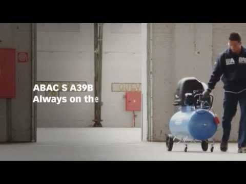 exclusivit 2013 compresseur abac silencieux pistons youtube. Black Bedroom Furniture Sets. Home Design Ideas