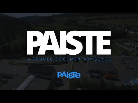 Paiste Cymbals: A Drumeo Documentary