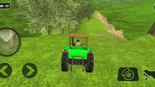Offroad Tractor Pulling USA Driver 2018 #2 Best Android GamePlay FHD