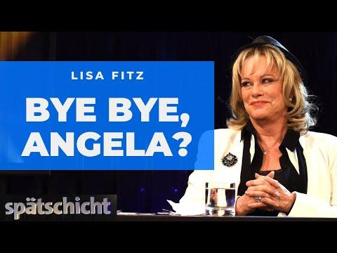 Lisa Fitz: Abschiedslied für Angela Merkel   SWR Spätschicht