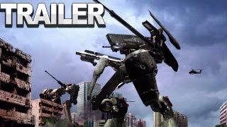 Steel Battalion: Heavy Armor - Tutorial Trailer