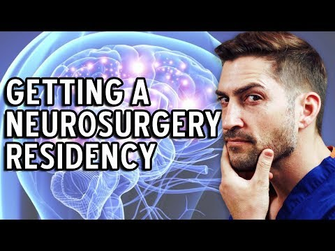How to Get a Neurosurgery Residency as an IMG - YouTube