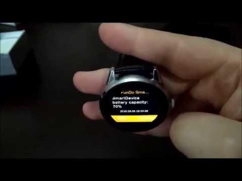 Fantime Smartwatch