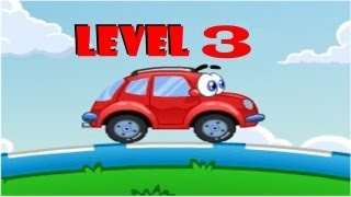 Wheely 2 Level 3 Walkthrough