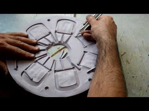 SATEK ECO Spin Casting Rubber - Mold Making PART 2