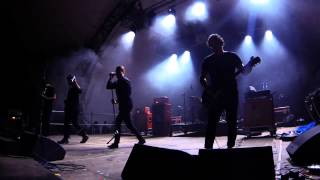 Deafheaven - Brought To The Water (Live at ArcTanGent Festival 2015 w/ interview)