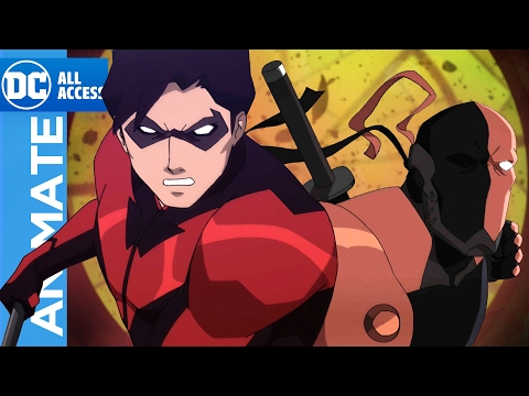 Teen Titans: The Judas Contract - Trailer Breakdown streaming vf