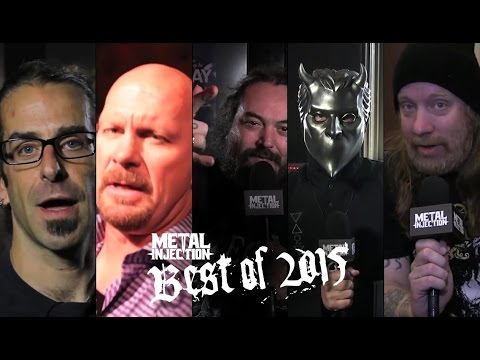 Metal Injection's 2015 Year In Review | Metal Injection