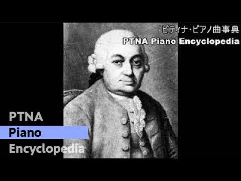 バッハ, カール・フィリップ・エマヌエル:マーチ,BWVAnh.122  pf. 本多 昌子:Honda, Masako