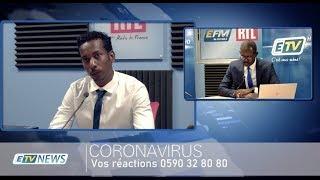 ÉDITION SPÉCIALE CORONAVIRUS - 20 AVRIL 2020 - Rody TOLASSY - Max ÉVARISTE
