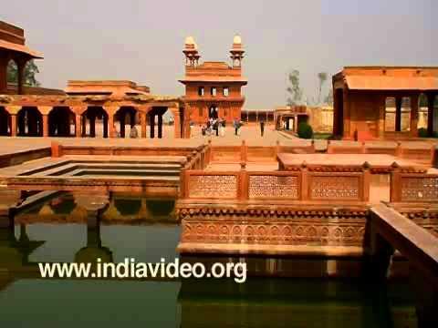 Anup Talao or Peerless Pool, Fatehpur Sikri