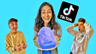 Watch we tested viral tiktok life hacks....part 7