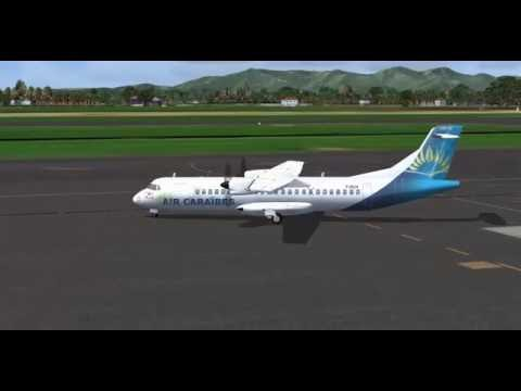 ATR 72 500 Air Caraibes