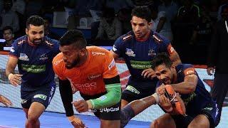 Pro Kabaddi 2018 Highlights | U Mumba vs Haryana Steelers | Hindi