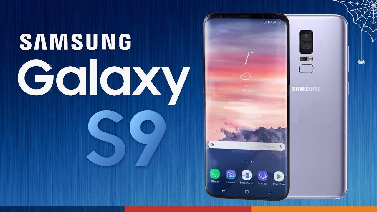 Samsung Galaxy S9 Leaks Intro - PowerPoint 2018