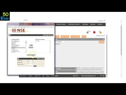 Practice Trading on Virtual Trading Account for Stocks, Futures and Options - NSE Paathshala