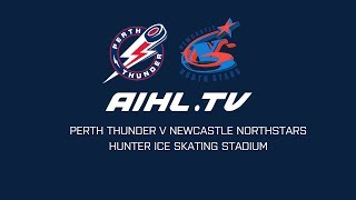Perth Thunder @ Newcastle Northstars (23/06/2018)