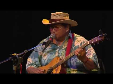 Hawaiian Slack Key Guitar Masters George Kahumoku Jr. and Ledward Kaapana