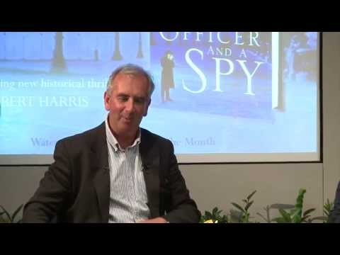 Robert Harris on An Officer and a Spy