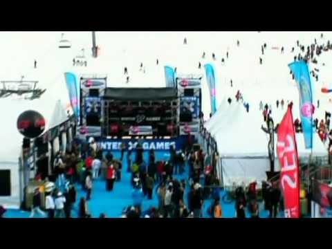 Winter X athletes talk about Winter X Games Europe 2011