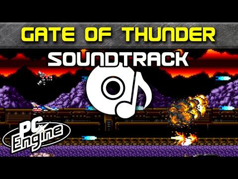 Gate of Thunder soundtrack | PC Engine / TurboGrafx-16 Music