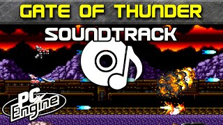 Gate of Thunder soundtrack | PC Engine / TurboGrafx-16 Music