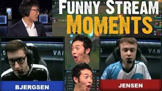 Bjergsen VS Jensen | Unkillable Fizz on LCS Final | Funny/Epic Moments | Gosu | Funny Stream Moments
