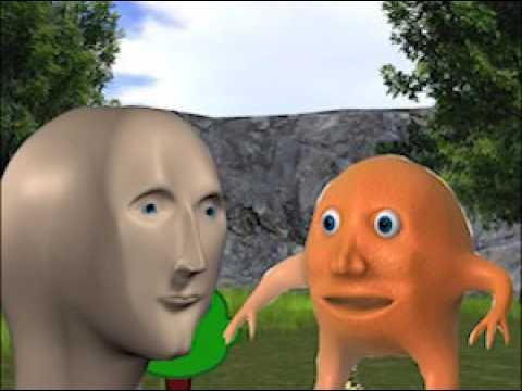 Mr. Orange teaches tree facts