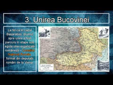 Lectia de istorie 23 - Marea Unire din 1918