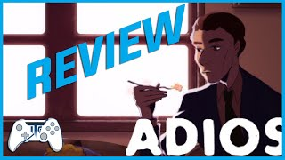 ADIOS - Review - Gotta GO! (Video Game Video Review)
