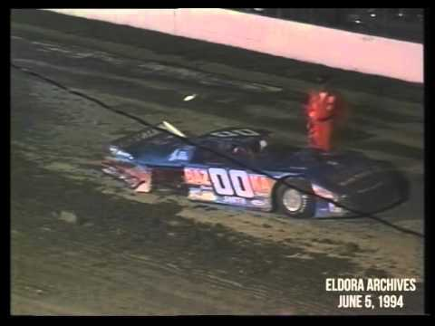 Hammer - Before The First Dirt Late Model Dream At Eldora, There Was The Nightmare!