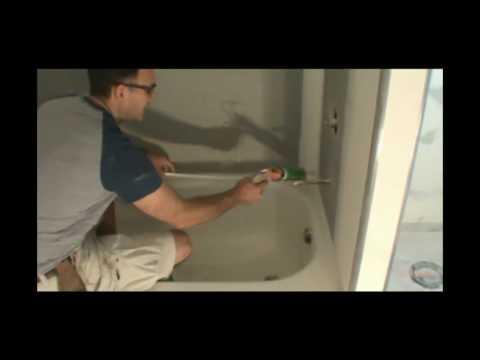 Duraflex (Professional Bathtub Surround Kit Installation- Part 1 of 3)