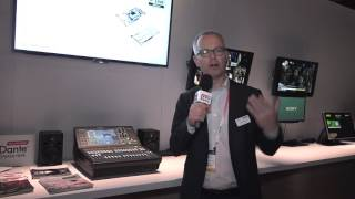 2016 NAB Show: Claus Pfeifer, Strategic Marketing Manager Sony