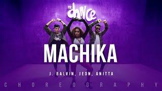 Baixar Machika - J. Balvin, Jeon, Anitta | FitDance Life (Coreografía) Dance Video