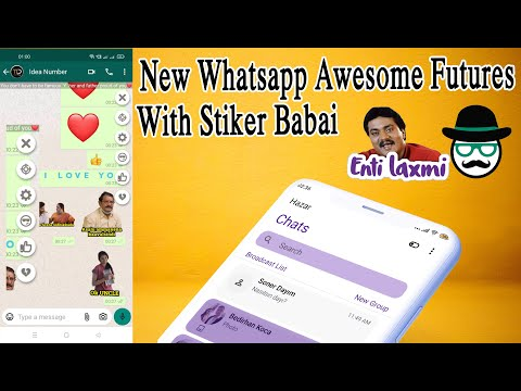 WhatsApp Aero APK (Official) Download Latest Version May 2021 | With Stiker Babai || Amazing Futures