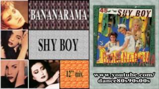 BANANARAMA - Shy Boy (12