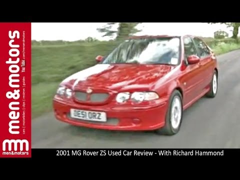 2001 MG Rover ZS Used Car Review - With Richard Hammond