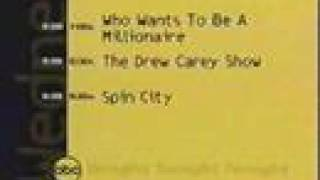 ABC 2000 Wednesday Night Program Lineup
