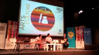 Poetry into Music (MOCA FEST 2014) - On Composition: Explaining imagery in solo guitar music