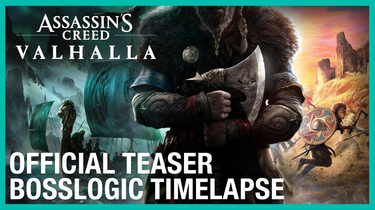 Assassin S Creed Valhalla Official Teaser With Bosslogic