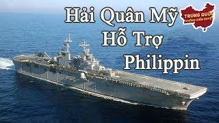 [Điểm tin] Chiến Hạm và Chiến Cơ Mỹ Hỗ Trợ Philippin trên Biển Đông | Trung Quốc Không Kiểm Duyệt