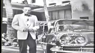 "COMMERCIAL FOR 1960 DODGE DART-As Aired On ""The Lawrence Welk Show"" (ABC-October 10. 1959)"