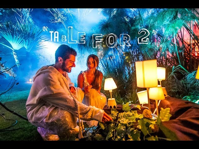 Alok & IRO - Table For 2 (Official Music Video)