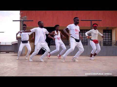 Toofan - OROBO (Official Dance Video) | Dance Republic Africa