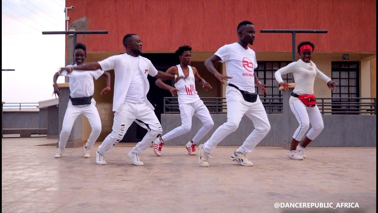 Download Toofan - OROBO (Official Dance Video)   Dance Republic Africa