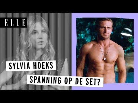Has Sylvia Hoeks been bullied by Ryan Gosling on Blade Runner's set?! ENG SUBS  ELLE